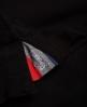 Superdry Super State Piqué Polo-Shirt Schwarz