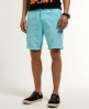 Superdry Overdye Chino Shorts Turquoise