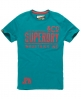 Superdry District T-shirt Green
