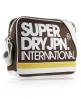 Superdry Nylon International Bag Brown