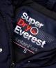 Superdry Manteau Ashley Everest Bleu Marine