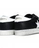 Superdry Super Sleek Logo Low-Top Sneaker Schwarz