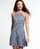 Superdry Essential Frippy Mini Cami Dress Blue
