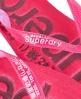Superdry GT2 Two Colour Flip Flop Pink