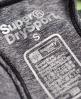 Superdry Gym Sports Bra Grey