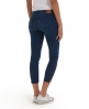 Superdry Skinny Crop Pant Blue