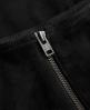 Superdry Premium Billie Suede Skirt Black