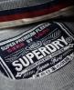 Superdry Applique Oversized Crew Grey