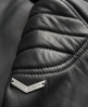 Superdry Premium Biker Jacket Black