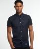 Superdry Premium Cut Collar Shirt Navy