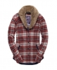 Superdry Super Stirling Shirt Red