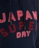 Superdry Super 12 Hoodie Navy