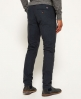 Superdry Pantaloni in cotone International Navy