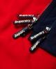 Superdry Cazadora cortaviento con capucha Pop Zip Arctic Marino