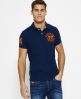 Superdry Polo Super State Marino
