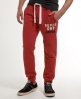 Superdry Applique Slim Jogger Red