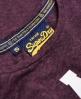 Superdry Osaka Sport T-Shirt Lila