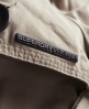 Superdry Twill Vintage City Mac Beige