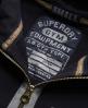 Superdry Routine Zip Hoodie Navy