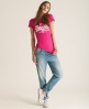 Superdry Vintage T-shirt Pink