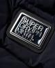Superdry Glacier Biker Gilet Navy