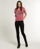Superdry Sidewalk T-shirt Pink