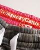Superdry Camo Label Easy Shorts Grey