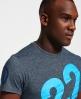 Superdry Camiseta Sup Marino
