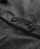 Superdry Bridge Coat Dark Grey