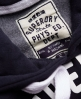 Superdry Dept Hoodie Navy