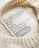 Superdry Super Slouch Jumper Cream