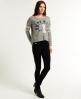 Superdry Second Skin Jeans Black