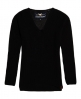 Superdry Almeta Vee Knit Jumper Black