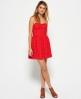 Superdry 50's Boardwalk Dress  Red