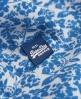 Superdry Peekaboo Print Cami Top Blue