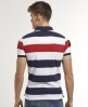 Superdry Hoopstripe Hit Polo Red