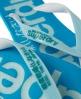 Superdry Two Colour Flip Flops Blue