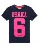 Superdry Osaka T-shirt Navy