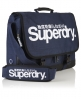 Superdry Supergrit Tarp Laptop Back Blue