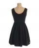 Superdry Luxe Academy Dress Black