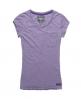 Superdry Vintage Pocket T-shirt Purple