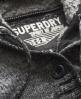 Superdry Gradient Sorbonne Hoodie Grey