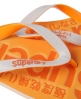 Superdry GT2 Fade Flip Flop Orange