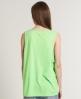 Superdry Vintage Low Arm Vest Green