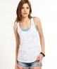 Superdry Imogen Shine Vest White