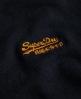 Superdry Orange Label Crew Neck Navy