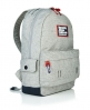 Superdry Super Marl Montana Rucksack Light Grey