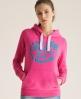 Superdry Regular Dry Hoodie Pink