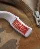 Superdry Orange Label Zip Hoodie Green
