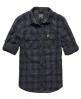 Superdry Lurex Calamity Shirt Black
